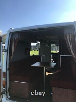 1996 P Mercedes-Benz 208D Sprinter Camper Van/Day Van