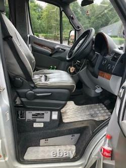 2007 Mercedes Sprinter Executive 17 seater PSV Minibus