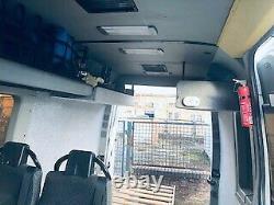 2009 Mercedes Sprinter 515CDI SWB /Very Rare/ Ex Police/ Camper Project/Day Van