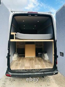 2010 Mercedes Sprinter LWB Day Van / Camper Long MOT No VAT