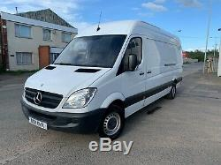 2011 Mercedes-benz Sprinter 2.1 313 CDI Lwb 129 Bhp Diesel