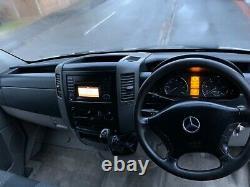 2012 Mercedes-Benz Sprinter 2.1 313 CDI MWB HIGH ROOF Panel Van130BHP. AIR CON