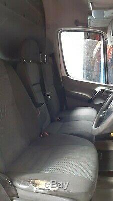 2012 Mercedes-Benz Sprinter 2.1 CDI 313 High Roof Panel Van 4dr (LWB)