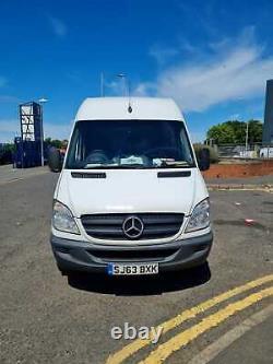 2013 63 Mercedes-Benz Sprinter 313 CDI LWB High Roof Panel Van