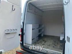 2013 Mercedes-Benz Sprinter 313 CDI LWB 190BHP Van Day Van Race Camper MX DIESEL