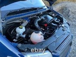 2014 64 Mercedes Sprinter 316 CDI Mwb High Roof Van 163 Bhp Facelift 6speed Blue