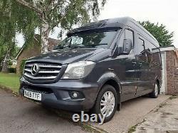 2015/ 65 Mercedes Sprinter 213 CDI MWB Crew Cab Van LOW MILES ideal conversion