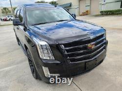 2016 Cadillac Escalade ESV AMAZING CEO CONVERSION PRIVATE JET ON WHEELS