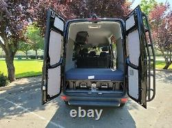 2017 Mercedes-Benz Sprinter 2500 4x4 144 WB Van