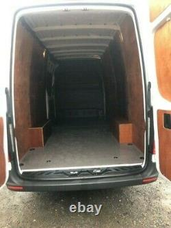 2018 Mercedes Benz Sprinter 314 lwb high roof, RWD Panel Van (68 plate)