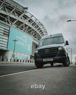 2019 Mercedes-Benz Sprinter 2.1 314 CDI Splitter Van Band Bus EU 6 Low Emission