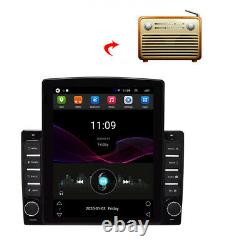 9.7'' 1DIN Android 9.1 Car Stereo Radio GPS MP5 Multimedia Players Wifi Hotspot