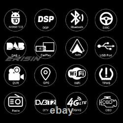 9 Android 10.0 Mercedes A/B Class Sprinter Vito Viano VW Crafter Car Stereo GPS