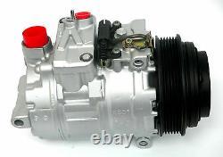 A/C Compressor Fits Mercedes-Benz Dodge Sprinter Crossfire OEM 7SB16C 77356