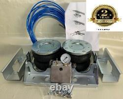 Air Suspension Kit Mercedes Sprinter 06 -2020 Rwd Racevan Fridge Van Recovery