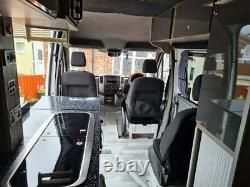 Amazing Mercedes Sprinter Campervan Conversion