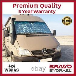 Bravo Snorkel Kit for Mercedes-Benz Sprinter Series 1 1995-06 W903