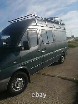 Campervan off grid Motorhome ex Support Vehicle weekend getaw