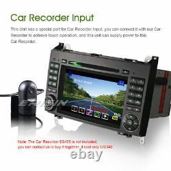 DAB+Autoradio Mercedes Benz A/B Klasse GPS Navi DVD Sprinter Vito Viano Crafter