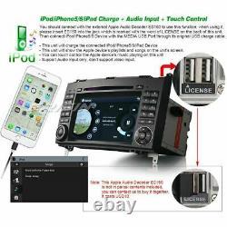 DAB+Car Stereo Head Unit GPS Mercedes Benz A/B Class Sprinter Vito Viano Crafter