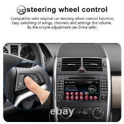 For Mercedes Benz A B Class Vito Viano Sprinter Car Radio DVD Stereo GPS Sat Nav