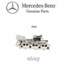 For Mercedes OM642 Engine V6 3.0L TDI Set of Left & Right Intake Manifolds OES