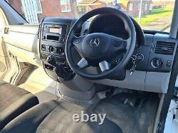 For Sale Swap Px 2015 65 Mercedes Sprinter 313 CDI Lwb High Roof Van L. No Vat