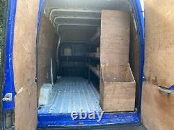 Ford Transit 350 LWB RWB diesel 2.1 TDCI High Roof 2013 van, NO VAT! 72,000k