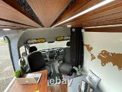 Fully offgrid awesome Mercedes Sprinter LWB Camper / Adventurer (must see)