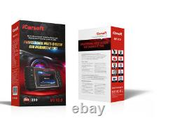 ICarsoft MB V2.0 II Tiefendiagnosegerät für Mercedes Sprinter Smart + Support