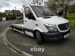 LWB MERCEDES SPRINTER, Recovery Truck 2014,1 Owner, AUTO