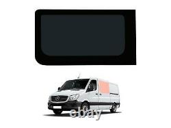 Left Hand Side Sliding Door Dark Tint Fixed Window for Mercedes Sprinter (06-18)