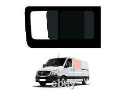 Left Hand Sliding Door Opening Dark Tint Window for Mercedes Sprinter (06-18)
