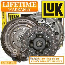 MERCEDES SPRINTER 3 5-t 2.1 CDi 313 LUK Flywheel & Clutch Kit 129 06/06- OM646