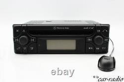 Mercedes Audio 10 CD MF2910 Bluetooth MP3 Radio mit Mikrofon zum Freisprechen