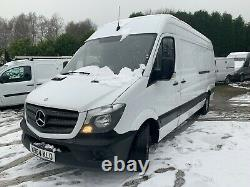 Mercedes Benz 313 CDI New Shape Great Camper Base Choice Of 5