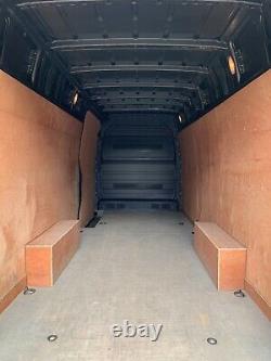 Mercedes Benz Sprinter Panel Van 2.1 CDI 314 Extra High Roof 5dr EU6 XLWB Grey