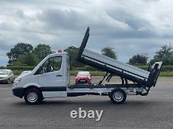 Mercedes Benz tipper
