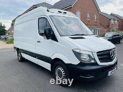 Mercedes Sprinter 2015 313 CDI Mwb Refrigerated Van, Euro 5 No Vat
