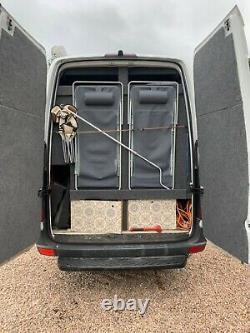 Mercedes Sprinter 2015 camper van conversion