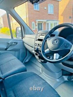 Mercedes Sprinter 2016 313 CDI Lwb High Roof Panel Van Euro 5 No Vat