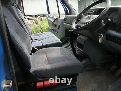Mercedes Sprinter 310D MWB Low Roof Panel Van