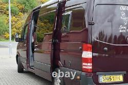 Mercedes Sprinter 316 Automatic Camper Van Professional Conversion