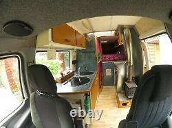 Mercedes Sprinter Camper Van