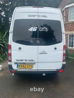 Mercedes Sprinter MWB 316 cdi