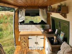Mercedes Sprinter Professional Camper Van Conversion 2021 Ready now