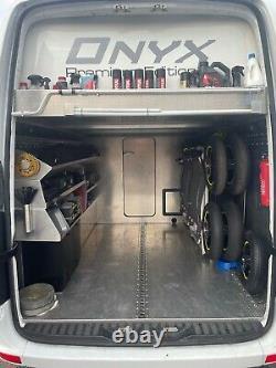 Mercedes Sprinter Race Van