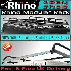 Mercedes Sprinter Roof Rack Rhino Modular AND Roller (MWB-L2 H2-HIGH) 2006-2017