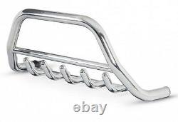 Mercedes Sprinter W906 Stainless Steel Chrome Nudge A-bar Bull Bar 2006-2013
