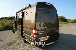 Mercedes Sprinter campervan XLWB Super High 3 berth Great Spec